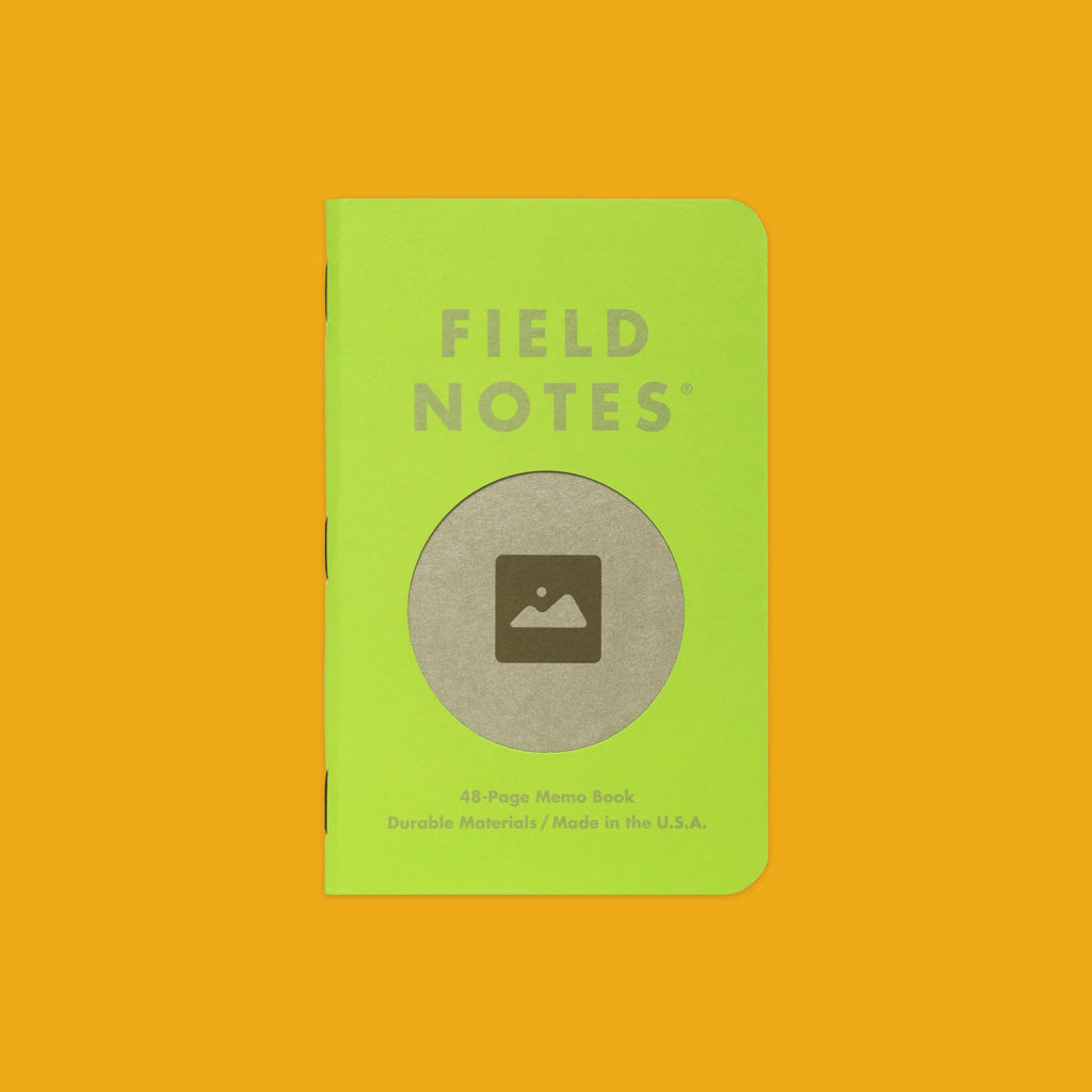 Field Notes Vignette Terra Green Cover