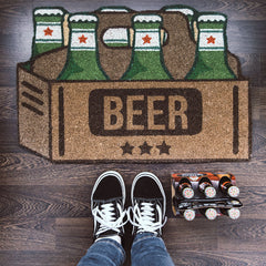 Welcome Joy Doormats