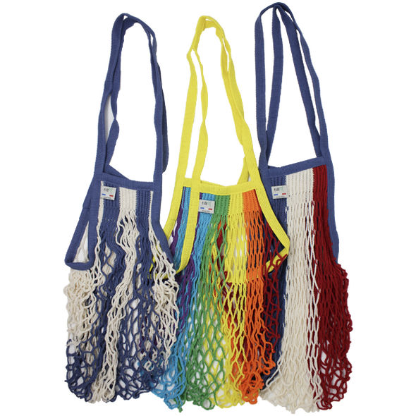 Filt Over the Shoulder Net Bag