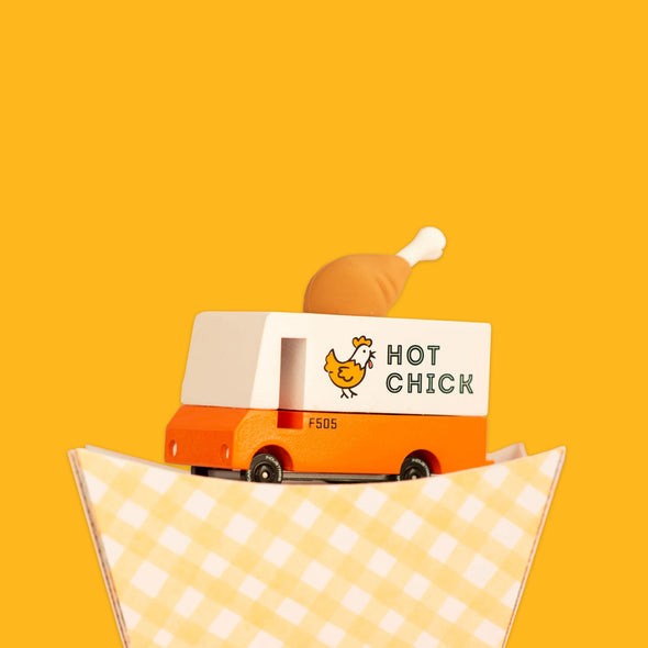 Fried Chicken van by Candylabs toys
