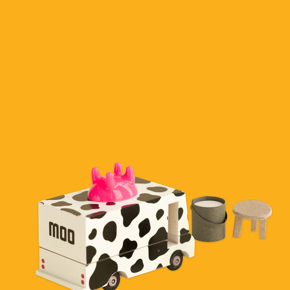 Milk Van by Candylab Toys