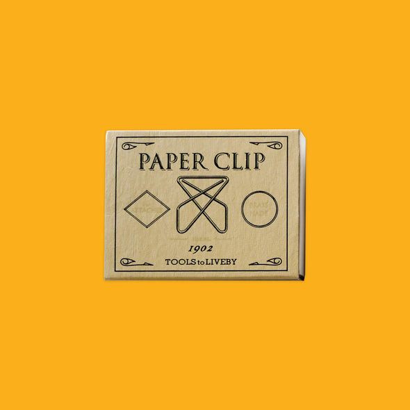 Brass Paper Clips by Tool To Liveby 1902 Ideal