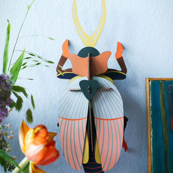 Big Beetle Wall Decorations