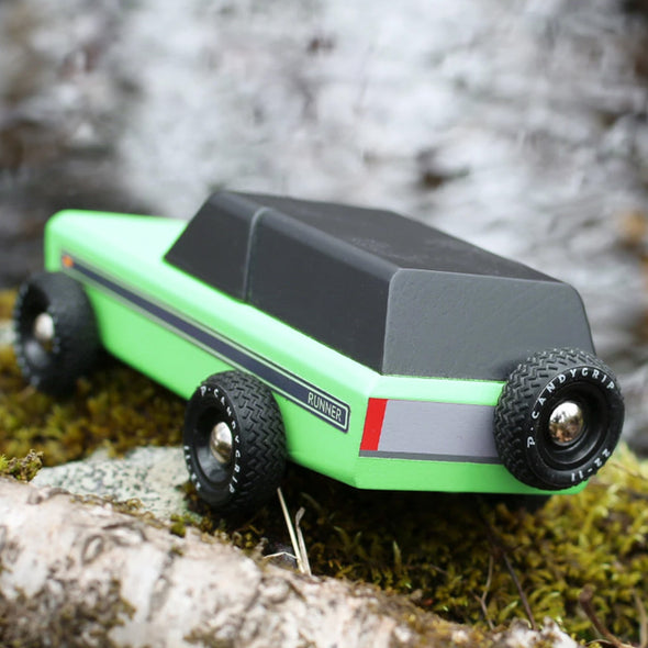 Adventure Toy Car - The Runner