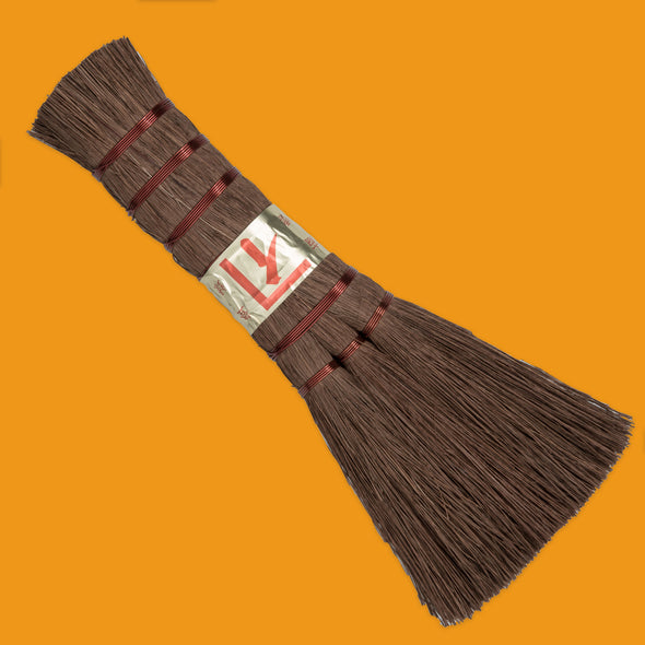 Shuro Hand Broom made from palm fibres