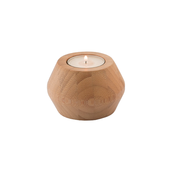 High & Low Light Reversible Candle Holder