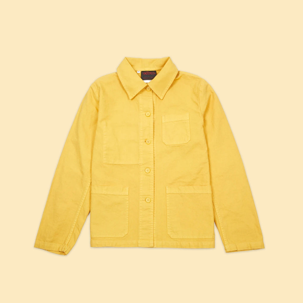 Vetra Ladies Jacket in Pineapple Yellow