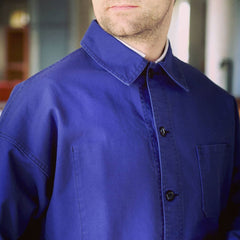 Vetra Mens Workwear Jacket in Hydrone Blue