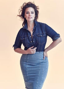 Ashley Graham: Paving the way for plus size models