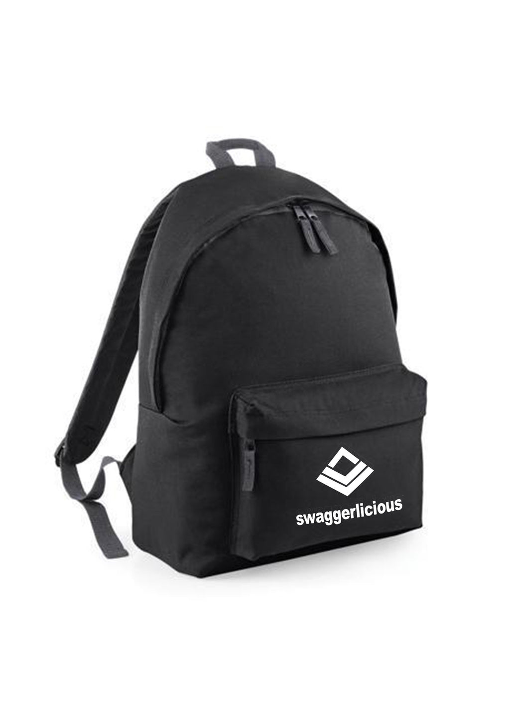 Swaggerlicious Black Backpack - swaggerlicious-clothing.com