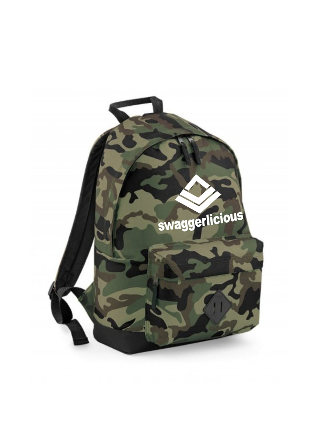 Swaggerlicious Camo Backpack - swaggerlicious-clothing.com
