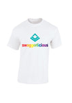 Swaggerlicious Colourful Rainbow T-Shirt