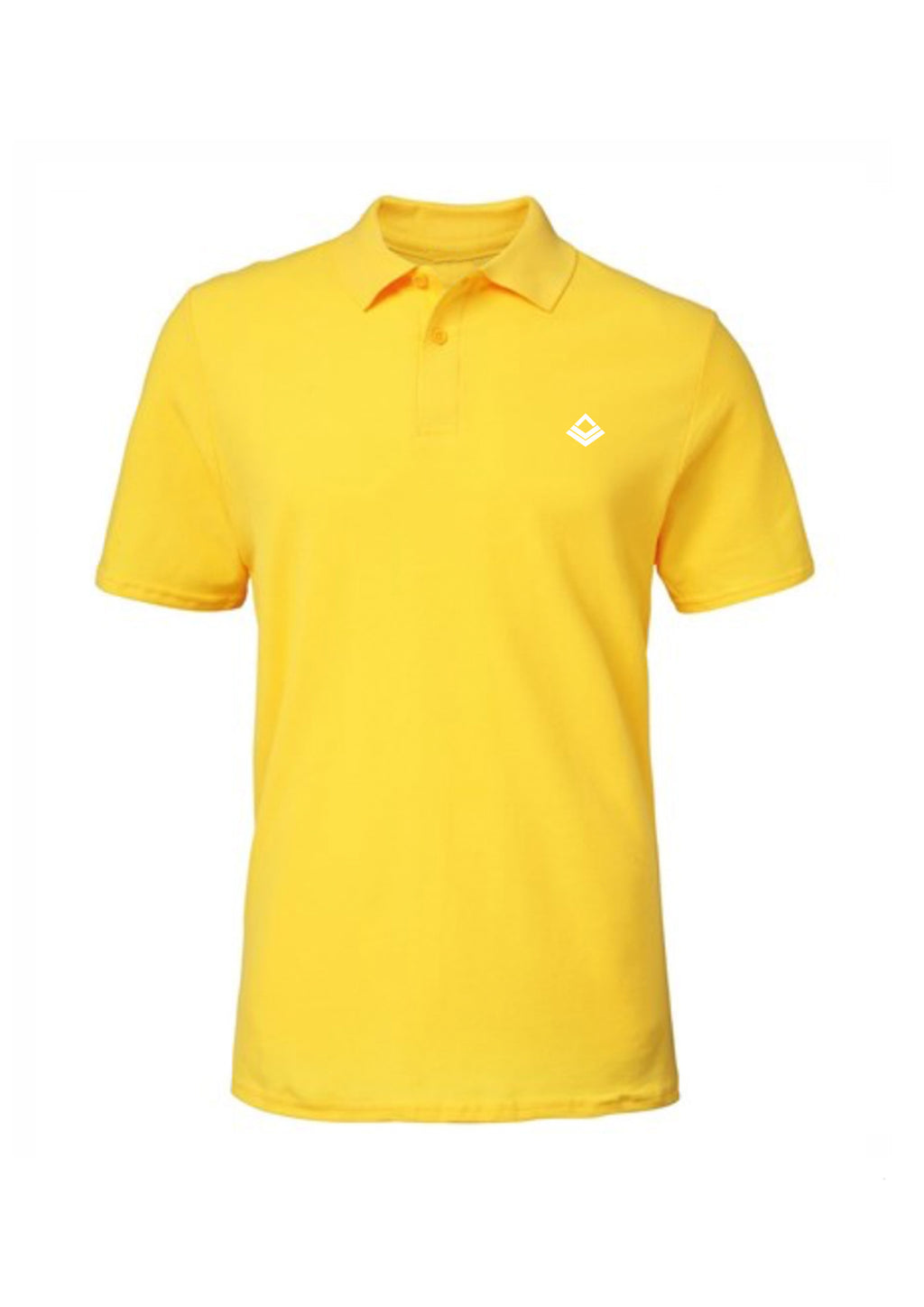 Swaggerlicious Daisy Simple Polo Shirt with White Logo