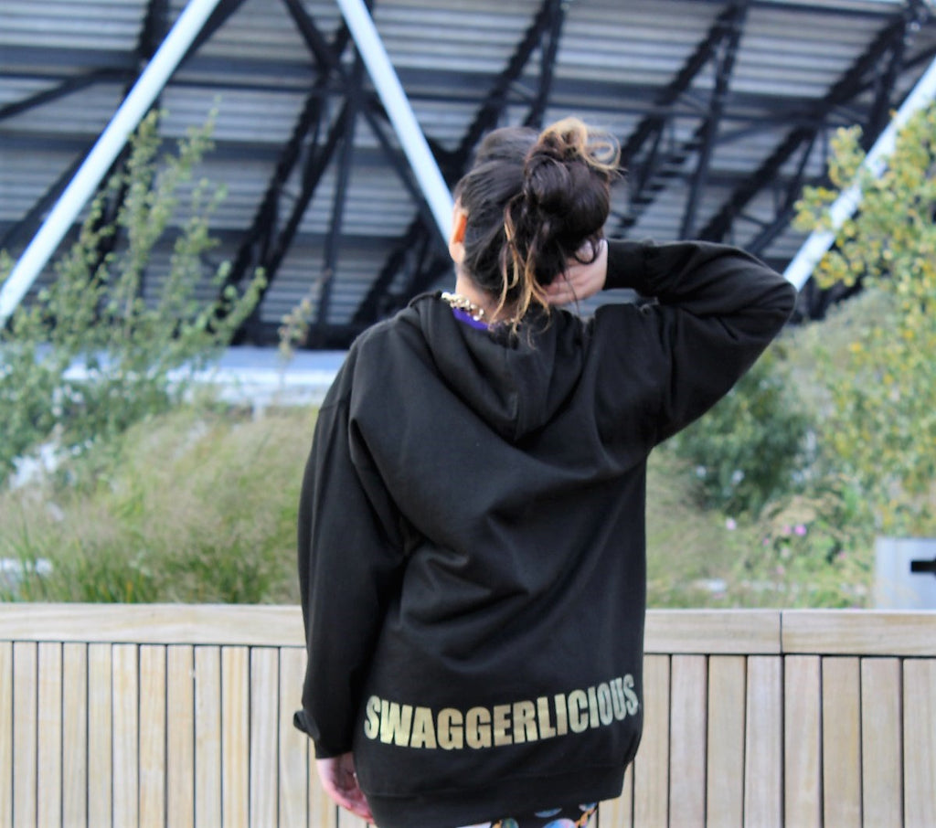 Swaggerlicious Casual Cool Unisex Zip Hoodie - (LIMITED EDITION) - swaggerlicious-clothing.com