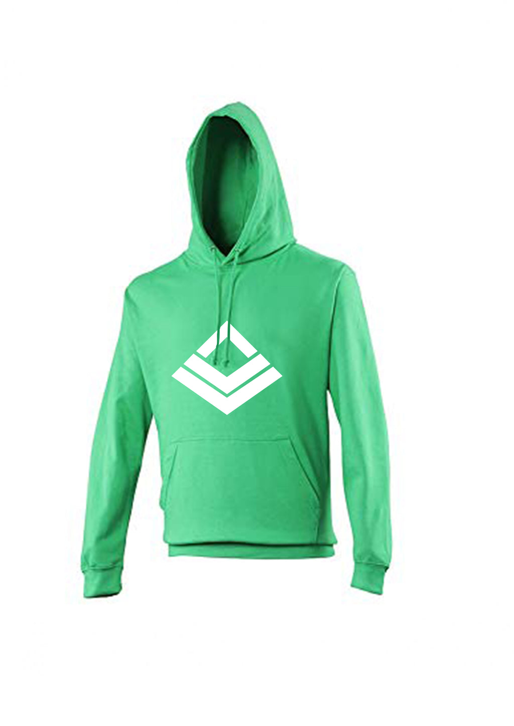 Swaggerlicious Athlete Green Hoodie - swaggerlicious-clothing.com
