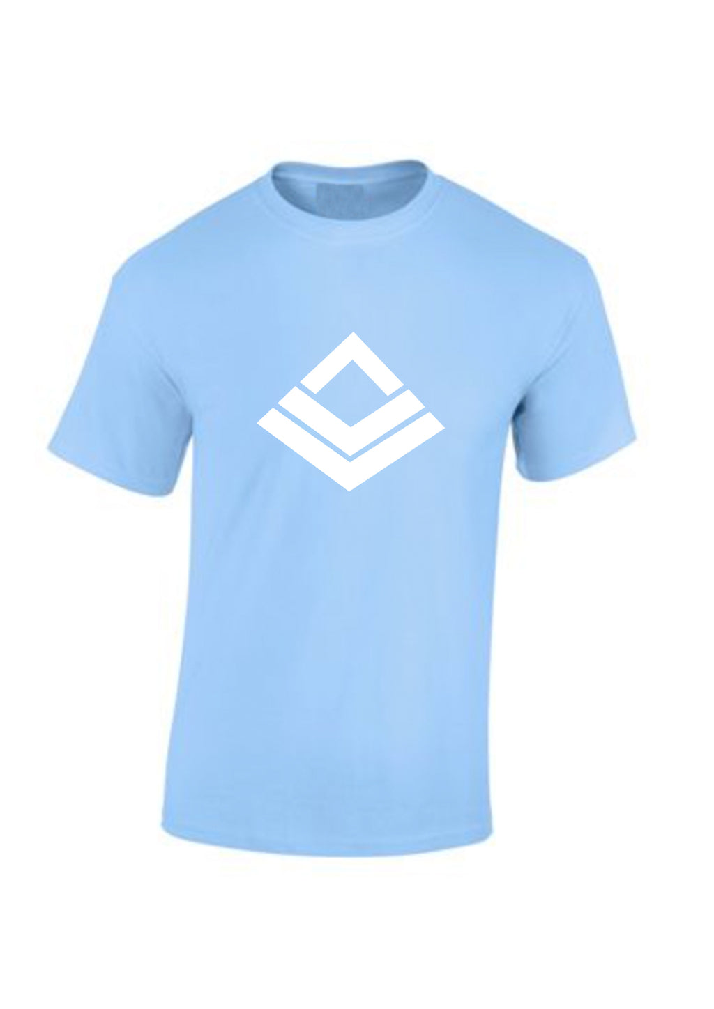 Swaggerlicious Classic London Light Blue T-Shirt - swaggerlicious-clothing.com
