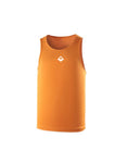 SWAGGERLICIOUS COOL TRAINING TANK TOP-ORANGE - swaggerlicious-clothing.com