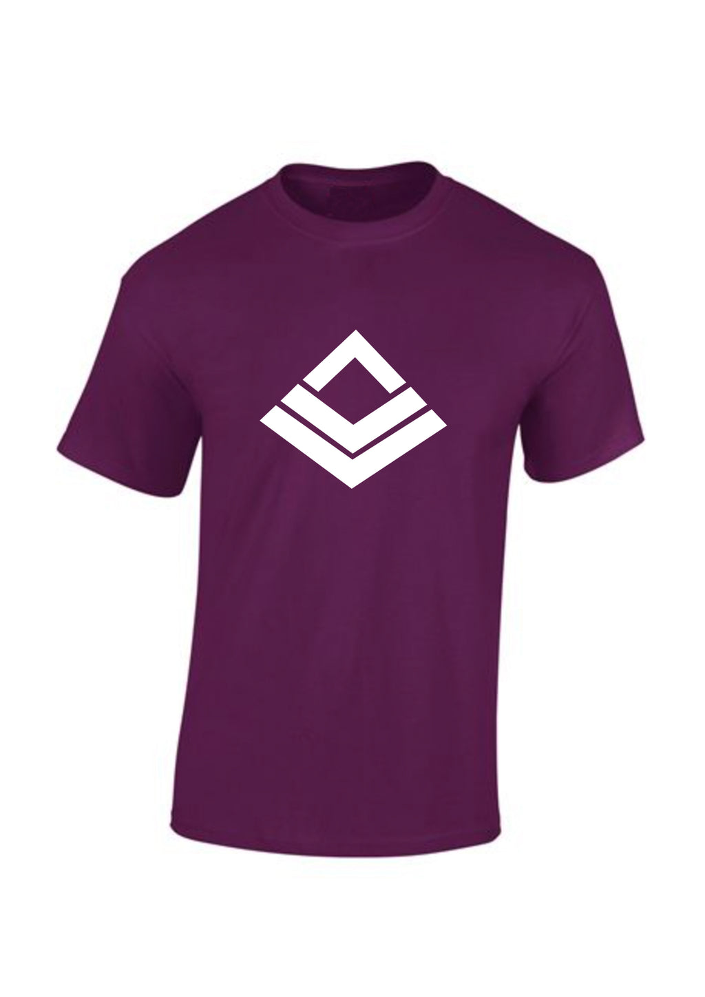 Swaggerlicious Classic London Purple T-Shirt - swaggerlicious-clothing.com
