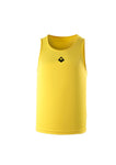 SWAGGERLICIOUS COOL TRAINING TANK TOP-SUN YELLOW - swaggerlicious-clothing.com