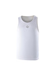 SWAGGERLICIOUS COOL TRAINING TANK TOP-WHITE - swaggerlicious-clothing.com