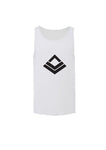 Swaggerlicious Signature White Tank Top