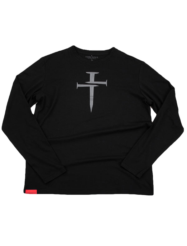 Armor Long Sleeve - Black