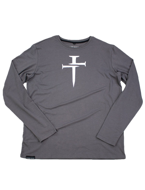 Armor Long Sleeve - Dark Grey