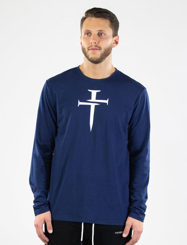 Armor Long Sleeve - Navy