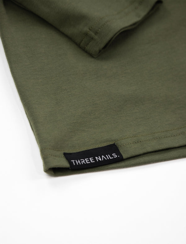 Armor Long Sleeve - Olive