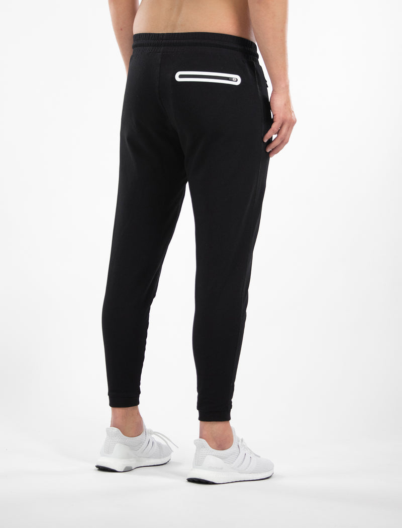 Three Nails® Core Joggers - Black
