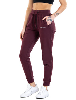 Women's Three Nails® Signature Joggers - Merlot