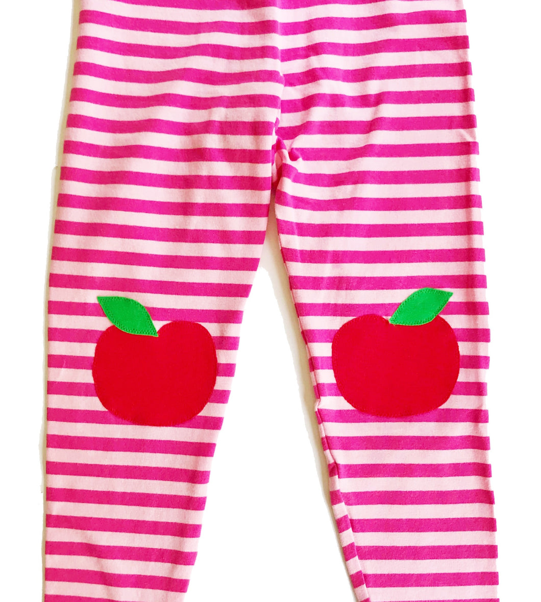Apple Knee Patch Leggings