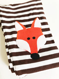 Fox Knee Patch Leggings