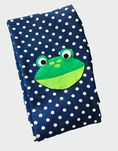 Frog Polka Dot Knee Patch Leggings