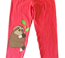 Sloth Applique Leggings