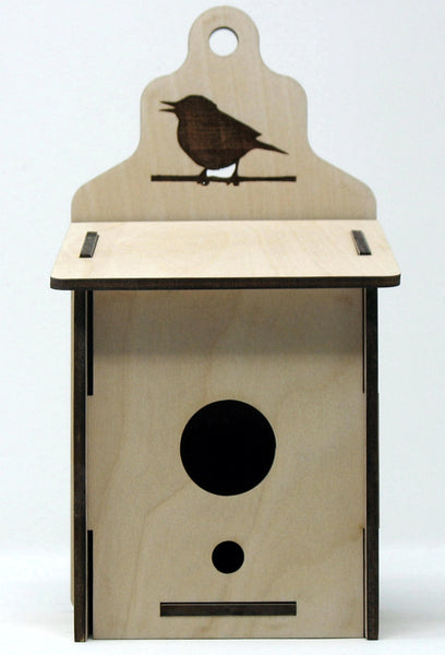 Wonderland Birdhouse Kit