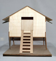 Chicken House Birdhouse Kit