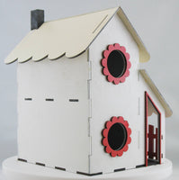 Two Story Birdhouse Kit