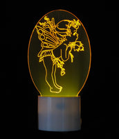Nightlight with Artwork
