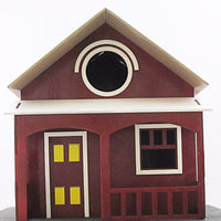 Canary Cottage Birdhouse Kit