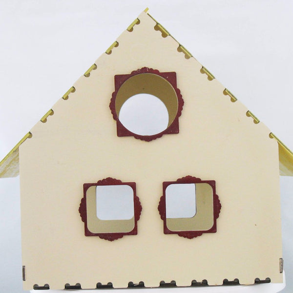 House Style Bird Feeder Kit