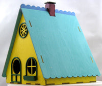 A-Frame Birdhouse Kit