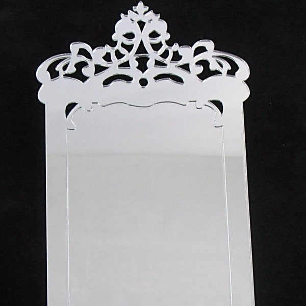 Rectangle Decorative Acrylic Mirror