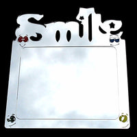 Smile - Decorative Acrylic Mirror