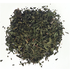 Happy Tea, a green tea with Maryland grown herbs