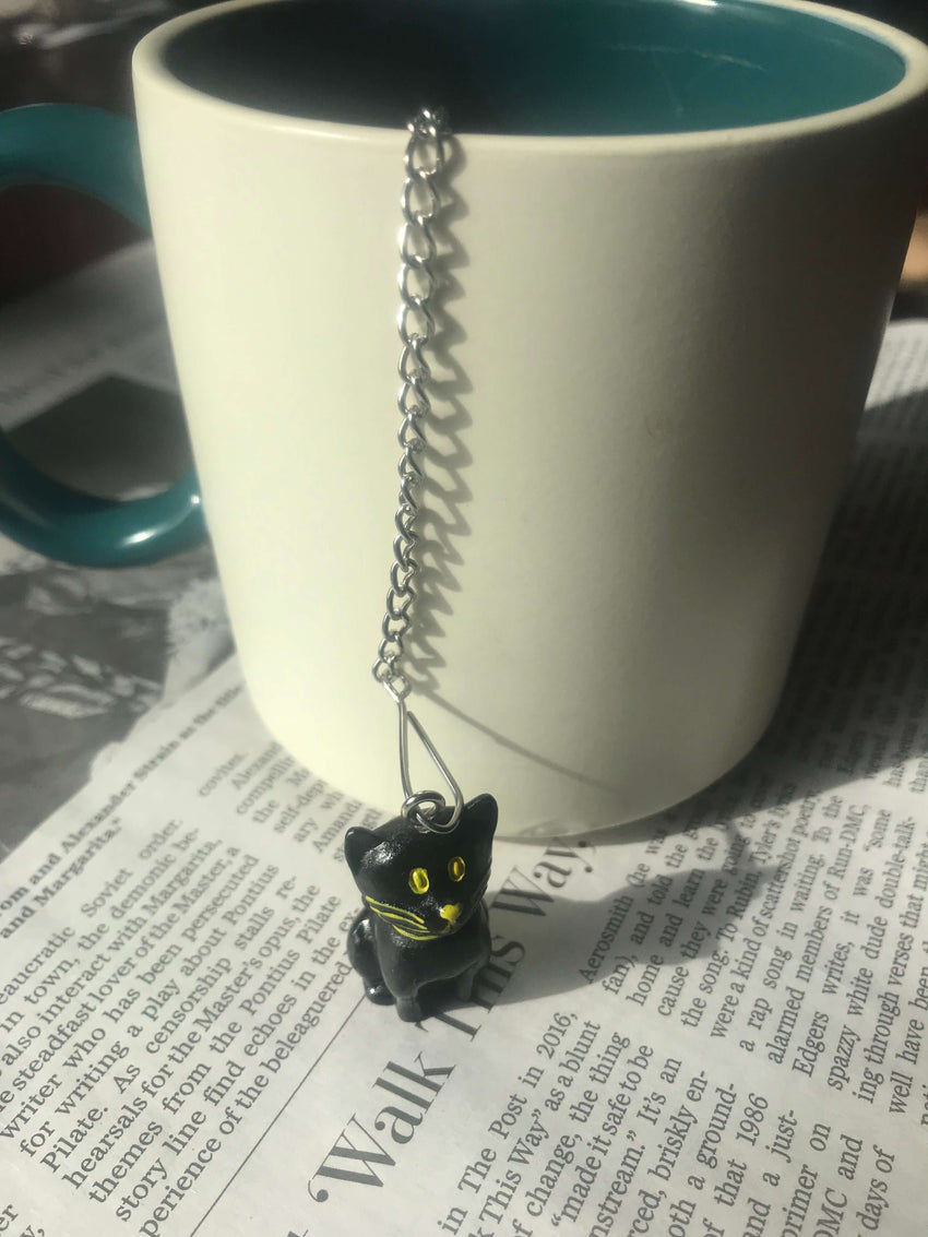Black Cat Tea Infuser