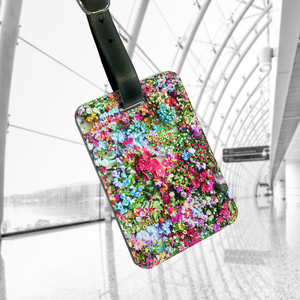 Double Sided Luggage Tag