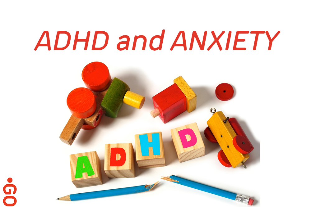 The Link Between ADHD and Anxiety - Dual Diagnosis