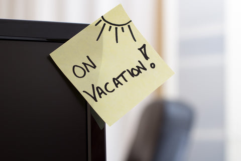 7 Tips for Avoiding Vacation Stress and Anxiety