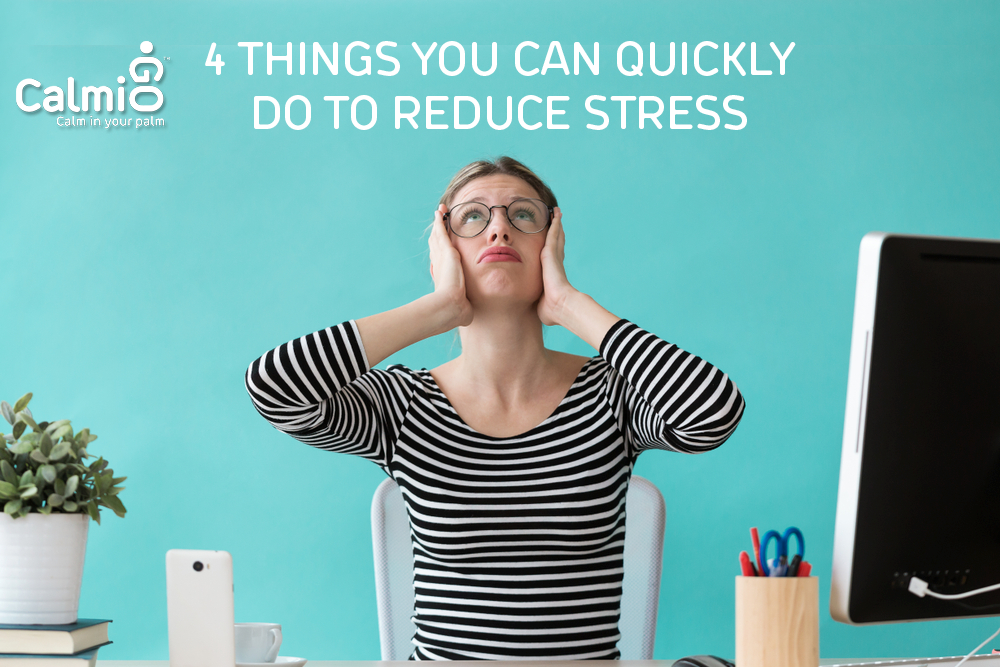 4 Things You Can Do Right Now to Naturally Relieve Stress